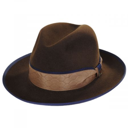 Chagall Fur Felt Fedora Hat