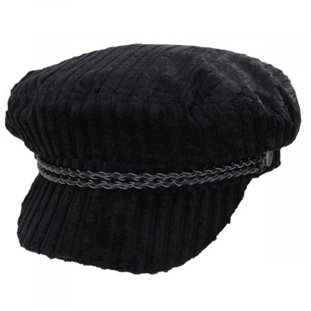 Ashland Cotton Corduroy Fiddler's Cap alternate view 9