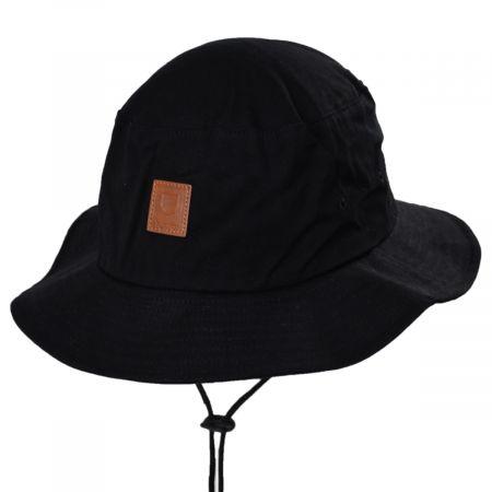 Brixton Hats Alpha Canvas Cotton Bucket Hat