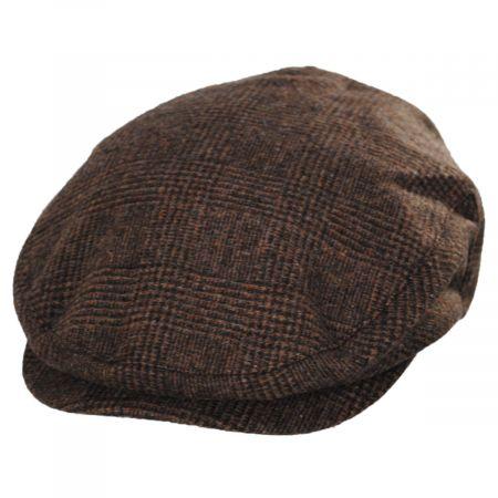 Brixton Hats Hooligan Glenplaid Ivy Cap