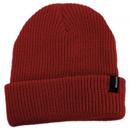 Heist Knit Beanie Hat alternate view 4