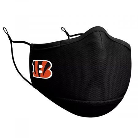 New Era Bengals Team Color Face Cover and Filter