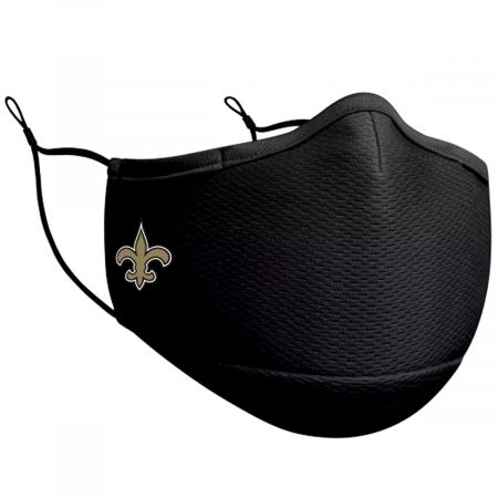 New Era Saints Team Color Face Cover and Filter