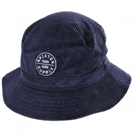Oath Corduroy Bucket Hat