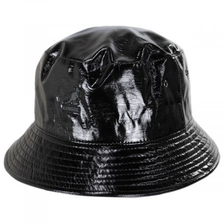 Future Earflap Cotton Blend Bucket Hat