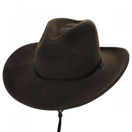 Bailey Sutton Wool LiteFelt Aussie Hat