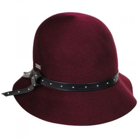 Vanessa Wool Felt Cloche Hat alternate view 29