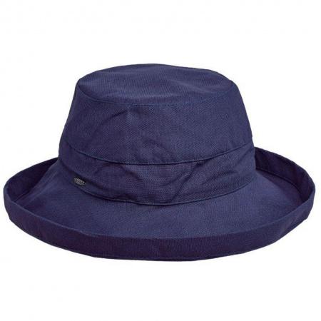 Scala Lahaina Cotton Sun Hat