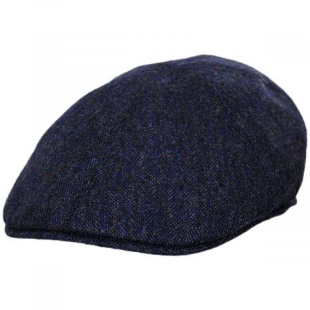 Stefeno Casch Tweed Wool Pub Ivy Cap