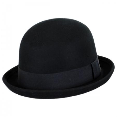 Pack Wool Felt Bowler Hat alternate view 7