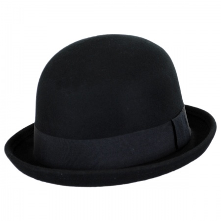 Brixton Hats Pack Wool Felt Bowler Hat