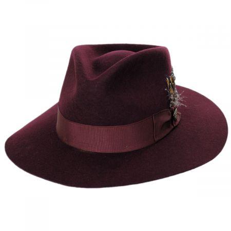 Estate Wool Felt Fedora Hat alternate view 5
