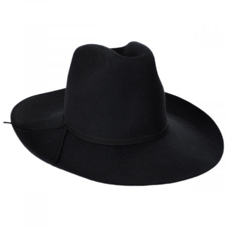 Lack of Color Goldfinger Wool Felt Western Hat