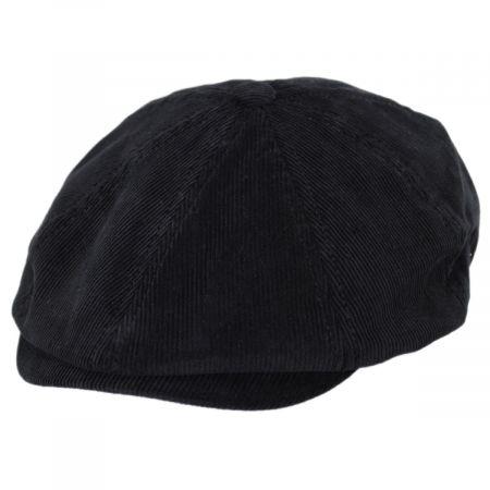 Brixton Hats Joe Strummer Brood Cotton Corduroy Newsboy Cap