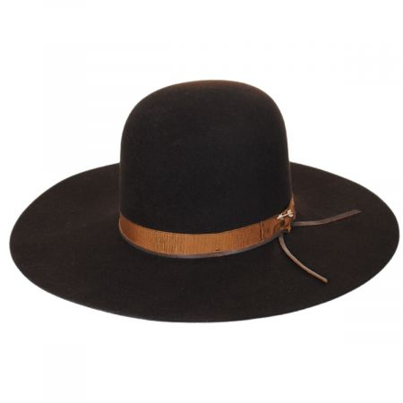 Smith Fur Felt Open Crown Western Hat alternate view 26