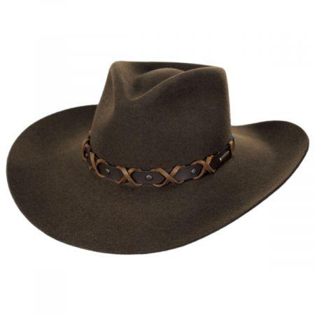 John Wayne Blackthorne Wool Felt Western Hat alternate view 5