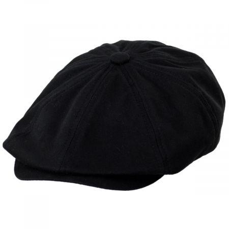 Brixton Hats Brood X Recycled Rain Newsboy Cap