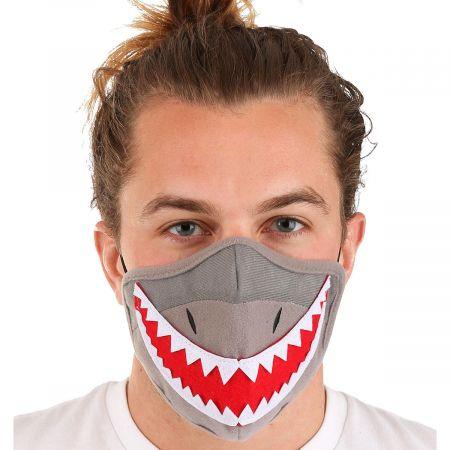 Elope Shark Face Cover
