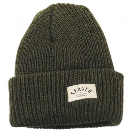 Service Wool Beanie Hat