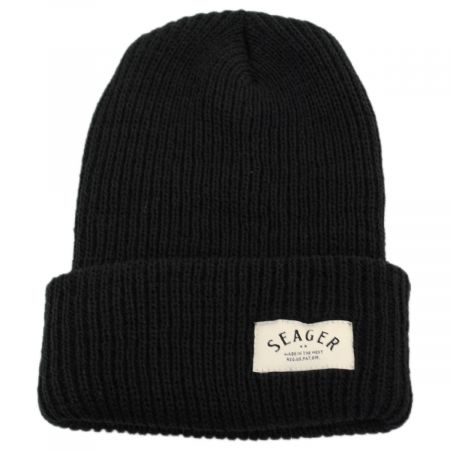 Service Wool Beanie Hat alternate view 4