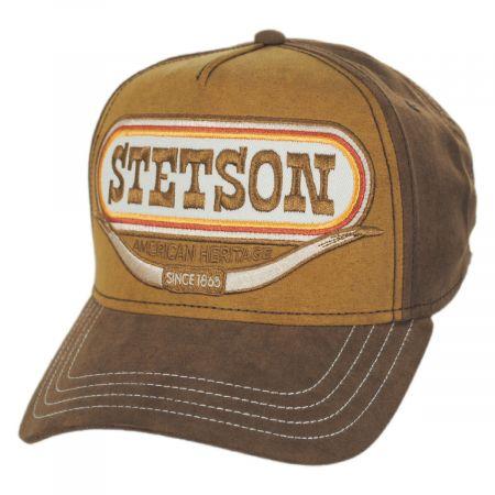Stetson Stetson Longhorn Cotton Snapback Baseball Cap