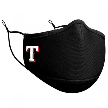 New Era Rangers Team Color Face Cover and Filter