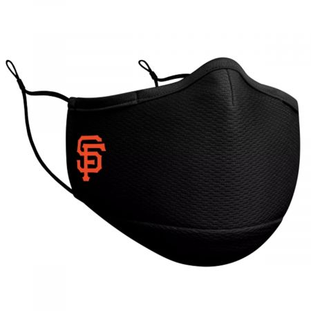 New Era Giants Team Color Face Cover and Filter