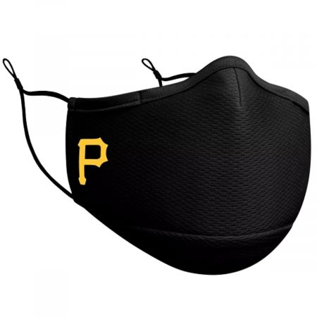 New Era Pirates Team Color Face Cover and Filter