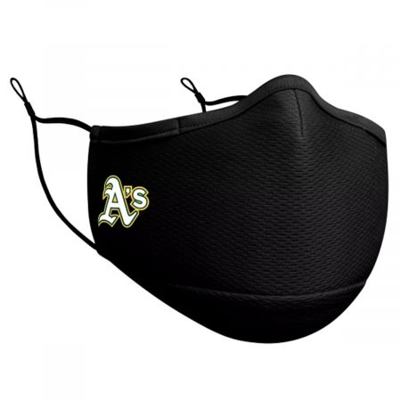 New Era Athletics Team Color Face Cover and Filter