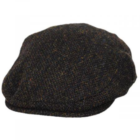 Kincade Harris Tweed Wool Ivy Cap