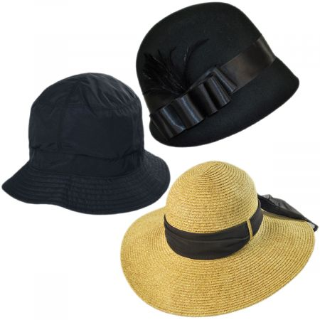 Village Hat Shop Women's Every Season Covered Pack