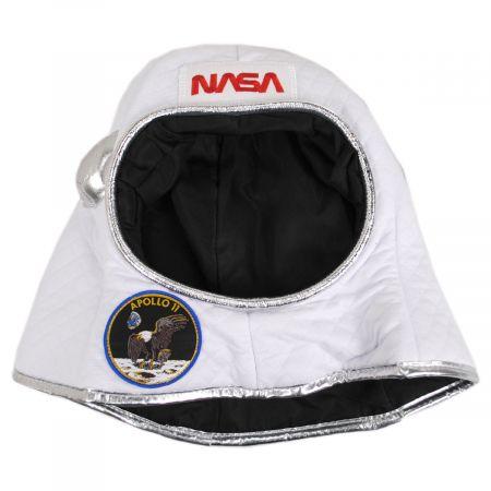 Elope Apollo 11 Astronaut Space Helmet Hat