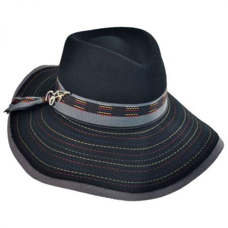 Halley Fedora Hat