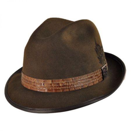 Carlos Santana Pandora Fedora Hat