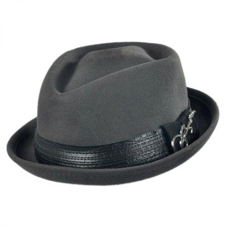 Carlos Santana Ringo Fedora Hat