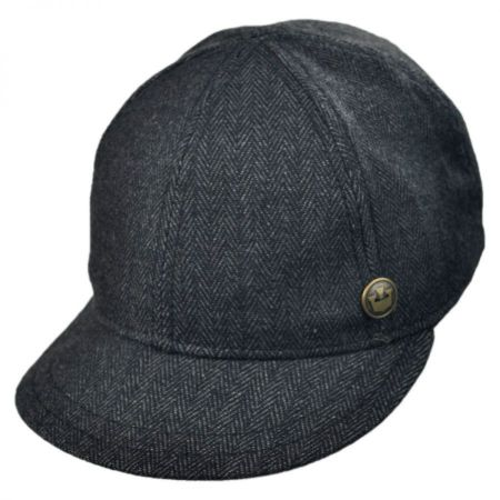 Goorin Bros - Babe Hickory Adjustable Baseball Cap