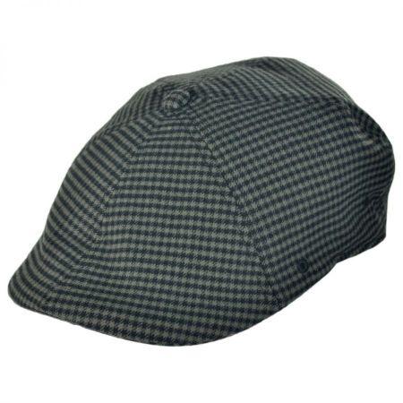 Micro Check 504 Ivy Cap