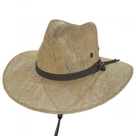 Stetson Fazenda Coffee Bag Outback Hat