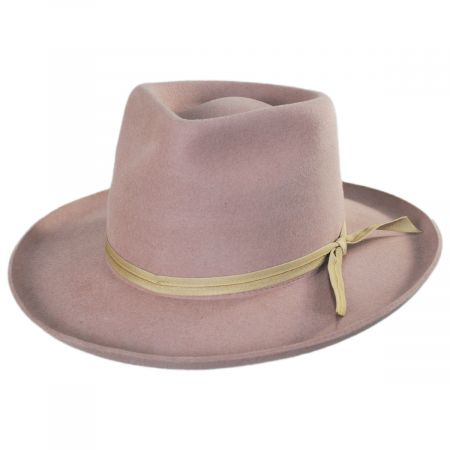 Lack of Color Zulu II Wool Felt Fedora Hat