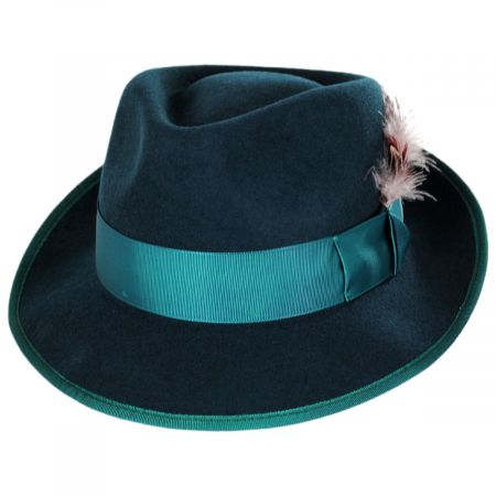 Conor Wool Felt Fedora Hat alternate view 5