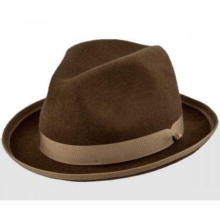 Bigalli Kenneth Wool Felt Fedora Hat