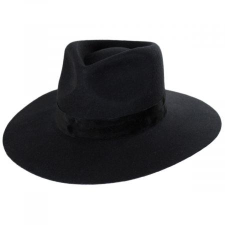 The Mirage Wool Felt Fedora Hat