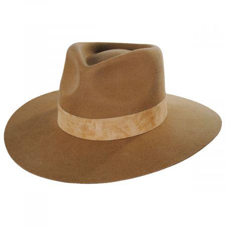 The Mirage Wool Felt Fedora Hat alternate view 36