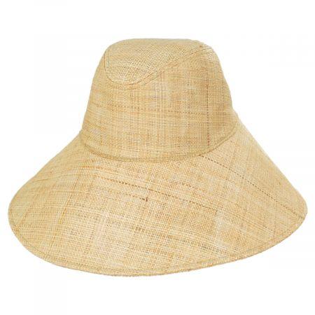 The Cove Raffia Straw Sun Hat