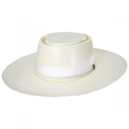 Bohemian Toyo Straw Gaucho Hat alternate view 13