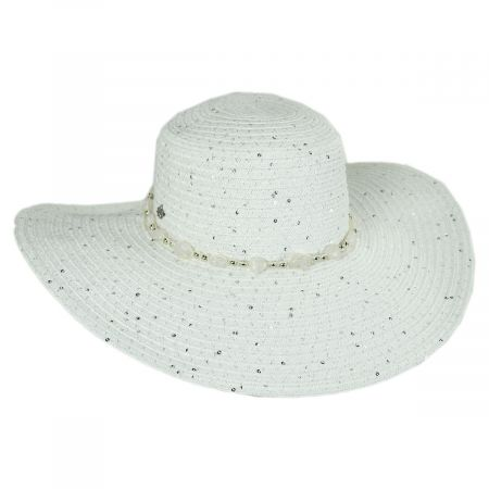 Artemis Sequin Toyo Straw Swinger Hat alternate view 5