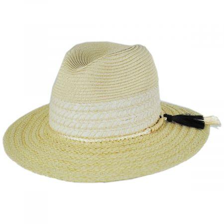 Kitts Toyo Straw Safari Fedora Hat alternate view 6