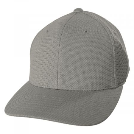 Cool and Dry Pique Mesh Fitted Baseball Cap alternate view 9