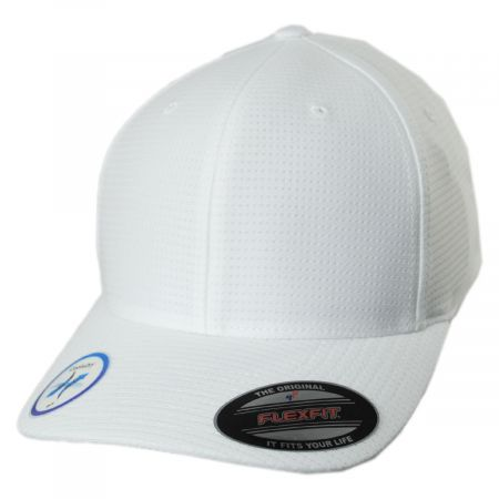 Cool and Dry FlexFit Fitted Baseball Cap