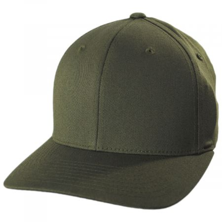 Combed Twill MidPro FlexFit Fitted Baseball Cap alternate view 16
